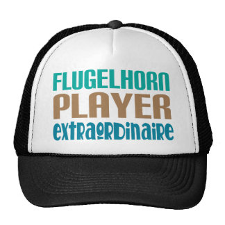 Jugador de Flugelhorn Extraordinaire Gorro
