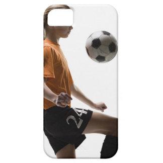 Jugador de fútbol funda para iPhone SE/5/5s