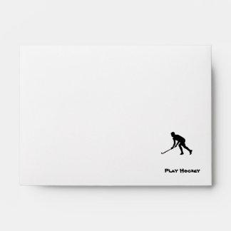 Jugador de hockey de la hierba sobre