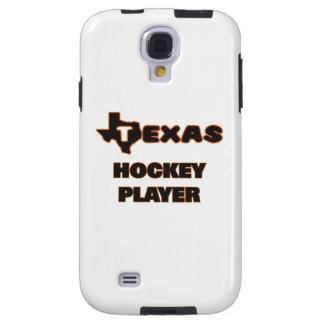 Jugador de hockey de Tejas Funda Para Galaxy S4