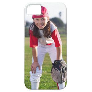 Jugador de la liga pequeña funda para iPhone SE/5/5s