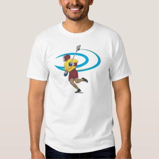 Jugador de LAX Camisas