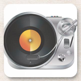 Jugador de música de DJ Posavasos De Bebida