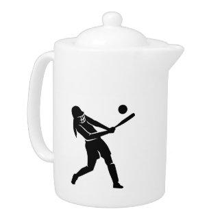 Jugador de softball