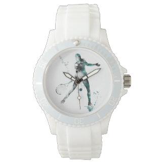 JUGADOR DE TENIS 3 - Reloj