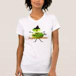Jugador de tenis de Halloween Camiseta