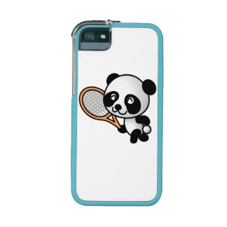 Jugador de tenis de la panda
