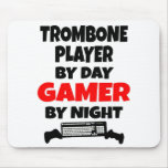 Jugador de Trombone del videojugador Tapete De Raton