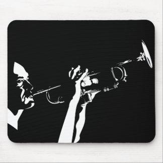 Jugador de trompeta Mousepad
