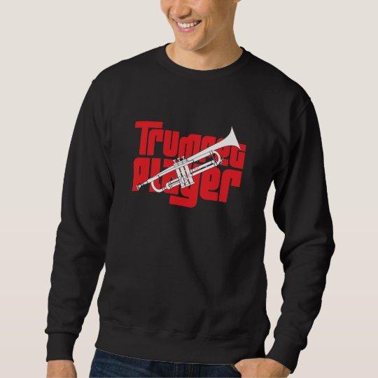 Jugador de trompeta sudadera