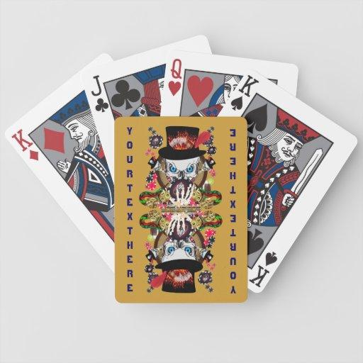 Jugador de Vegas todos los comentarios del artista Baraja Cartas De Poker