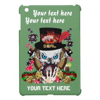 Jugador de Vegas todos los comentarios del artista iPad Mini Cobertura