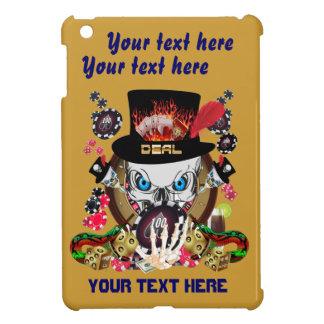 Jugador de Vegas todos los comentarios del artista iPad Mini Protectores