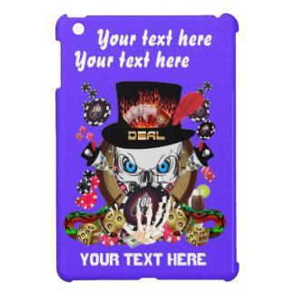 Jugador de Vegas todos los comentarios del artista iPad Mini Protector