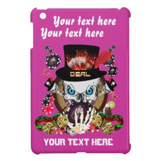 Jugador de Vegas todos los comentarios del artista iPad Mini Coberturas
