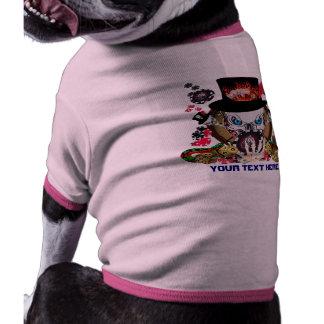 Jugador de Vegas todos los comentarios del artista Camisas De Mascota