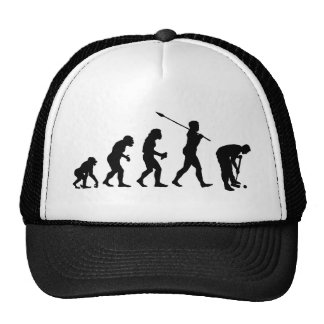 Jugador del croquet gorras