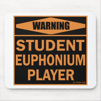 Jugador del Euphonium del estudiante Mousepad