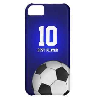 Jugador del fútbol del fútbol el   el mejor no funda para iPhone 5C