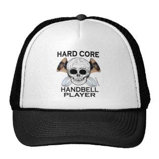 Jugador del Handbell del núcleo duro Gorros Bordados
