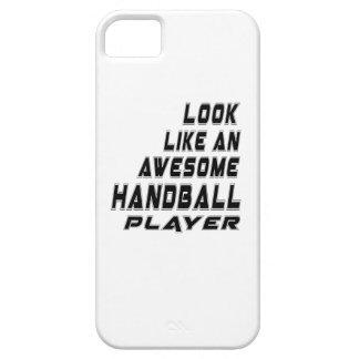 Jugador impresionante de la mano iPhone 5 cárcasas