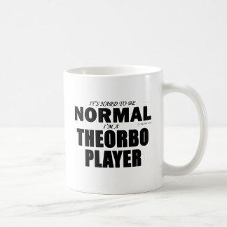 Jugador normal de Theorbo Taza Clásica
