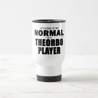 Jugador normal de Theorbo Taza Térmica