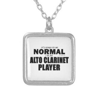 Jugador normal del Clarinet del alto Collar