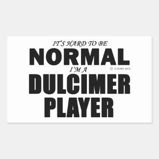 Jugador normal del Dulcimer