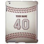 Jugador número 40 - mirada fresca de las puntadas