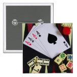 jugador pins