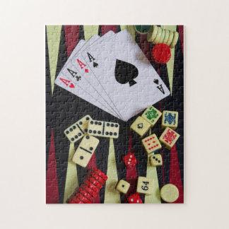 jugador puzzle