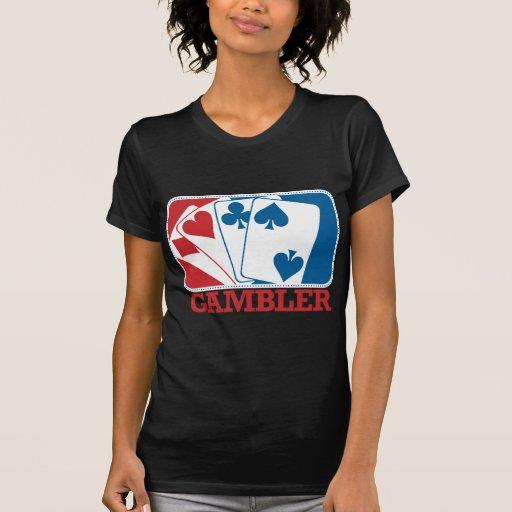 Jugador - rojo y azul camiseta