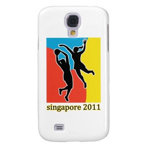 Jugador Singapur 2011 del Netball