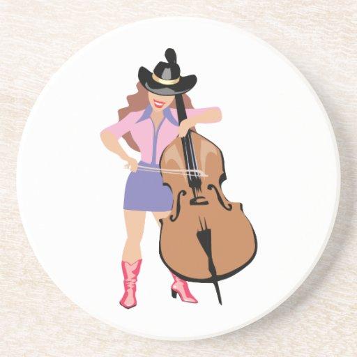 jugador vertical bajo cowgirl.png posavasos de arenisca