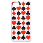 Jugadores clásicos iPhone 5 Case-Mate cárcasas