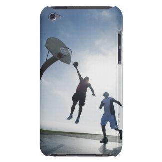 Jugadores de básquet 5 iPod touch cárcasa