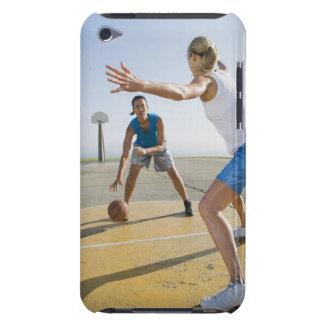 Jugadores de básquet 6 iPod touch Case-Mate cárcasas