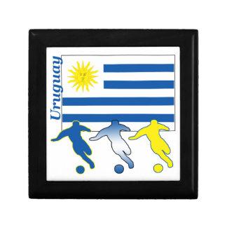 Jugadores de fútbol de Uruguay Caja De Joyas
