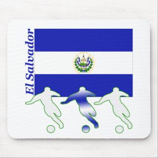 Jugadores de fútbol - El Salvador Tapetes De Ratón