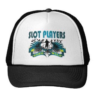 Jugadores de la ranura idos salvajes gorras de camionero