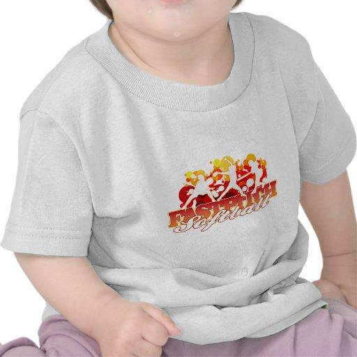 Jugadores de softball de Fastpitch Camiseta