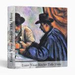 Jugadores de tarjeta de Paul Cézanne (la mejor cal