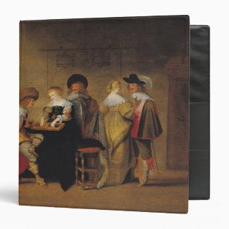 """Jugadores del backgammon carpeta 1 1/2"""""""