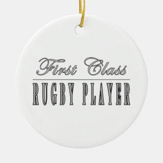 Jugadores del rugbi: Jugador del rugbi de la prime