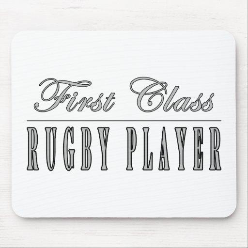 Jugadores del rugbi: Jugador del rugbi de la prime Tapete De Ratón