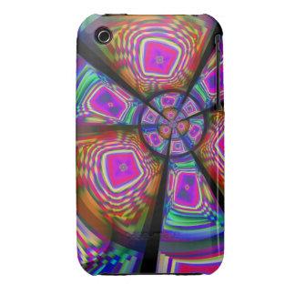 Jugando con colores y modelos extracto de moda iPhone 3 protectores