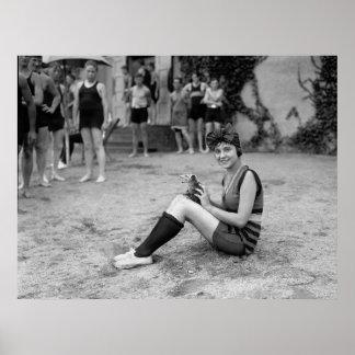 Jugando con Possum, 1922 Impresiones