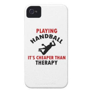 jugar a balonmano Case-Mate iPhone 4 protector