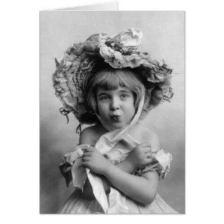 Jugar a Grownup, 1902 Tarjeta De Felicitación
